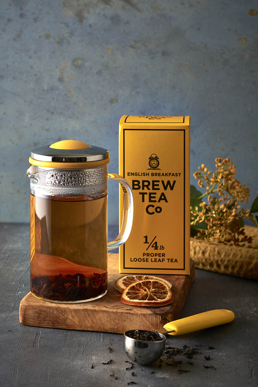 brew tea co drink photography
