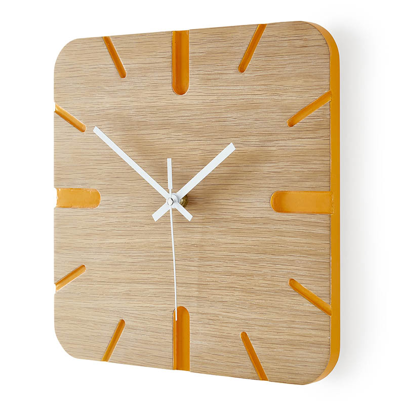 clock product photography