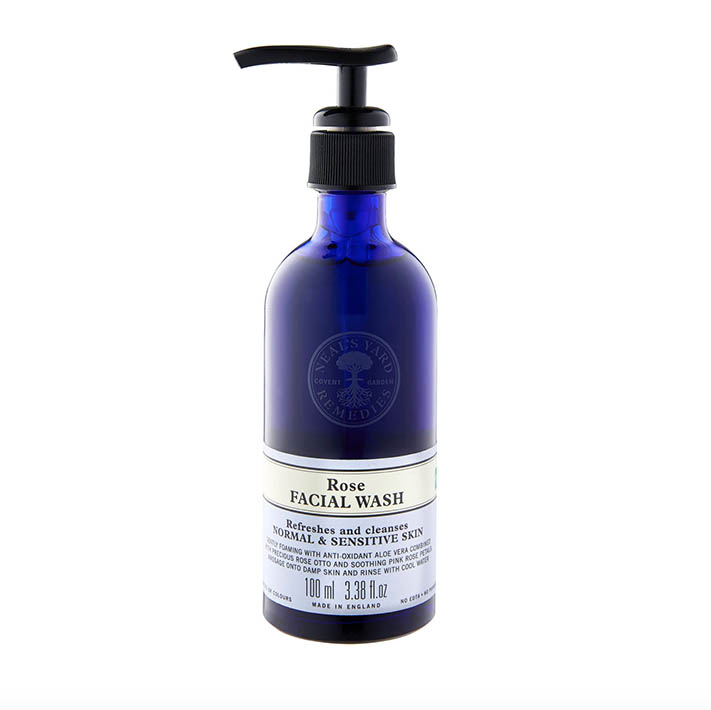 Neals yard beauty product pack shot photography