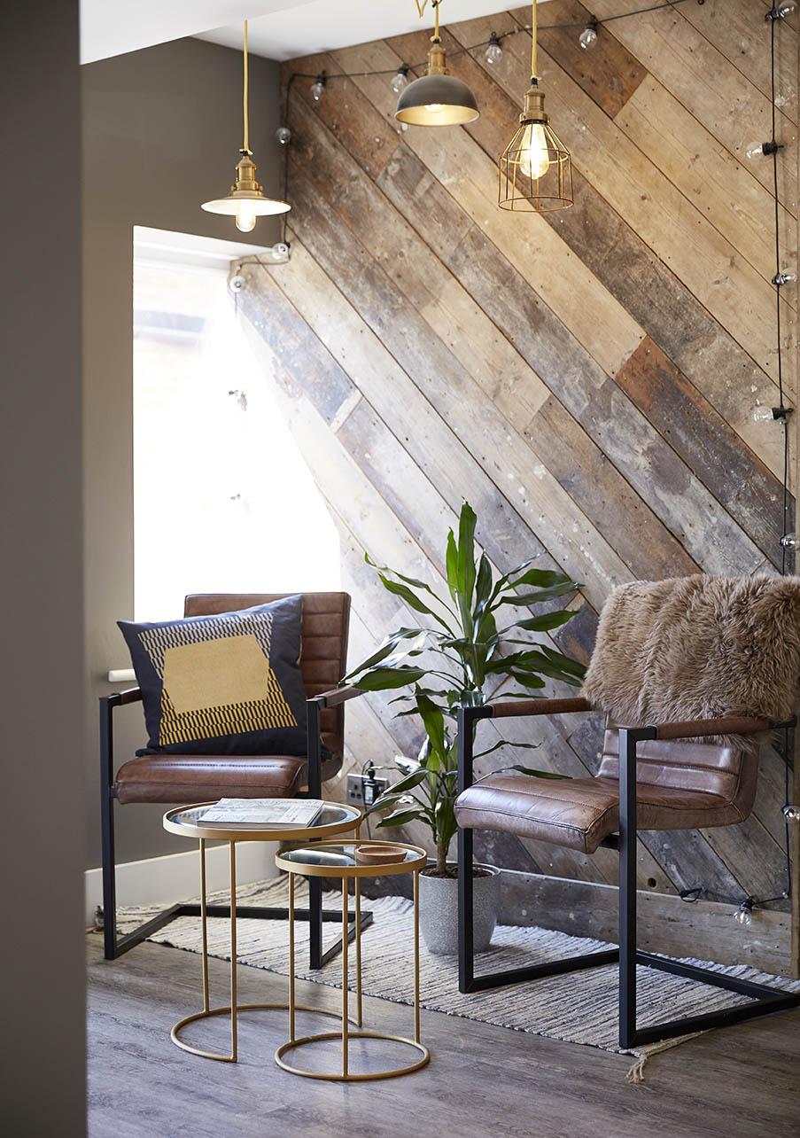 hair studio interior photography