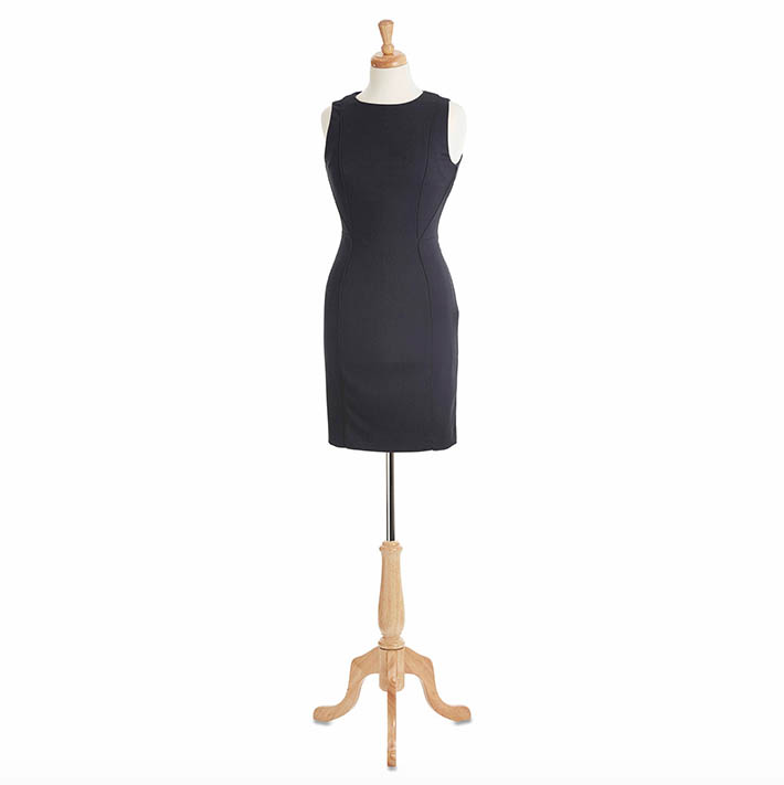 Shopfitting warehouse mannequin stand product photography