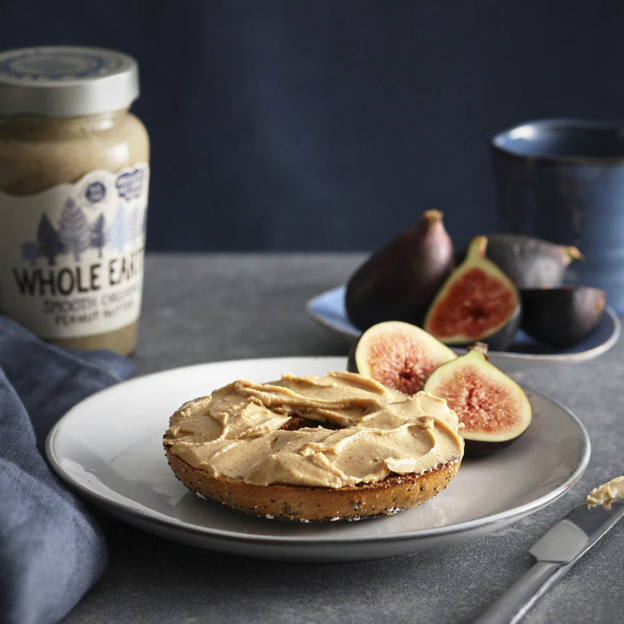 Whole Earth Peanut butter food photography gallery