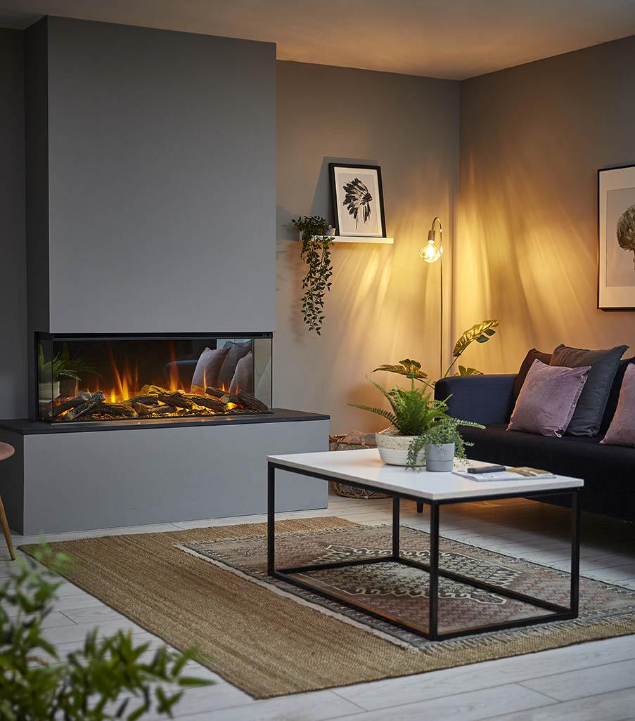 British fires interior set build photography